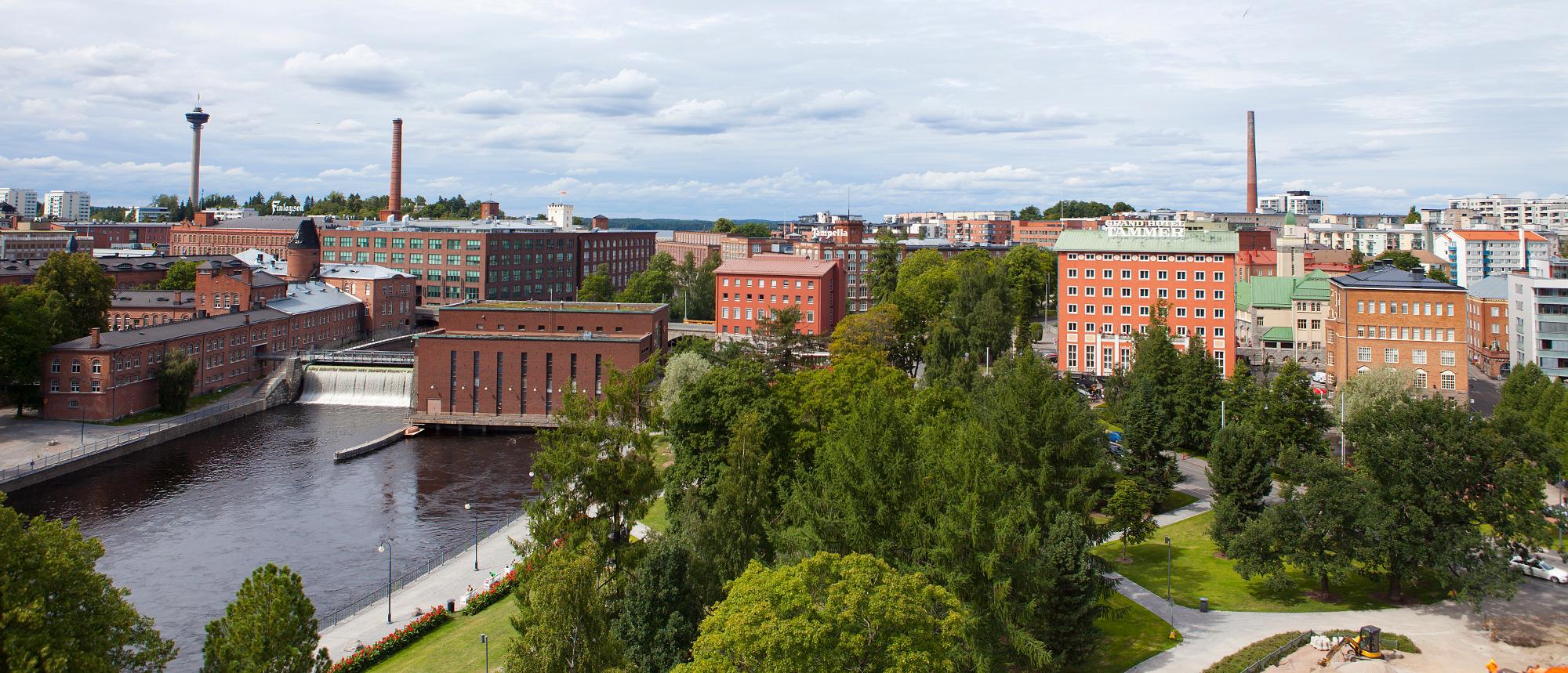 Cover for article 'Kasvun ekosysteemit – Nordic Startup School Demoday Tampereella'