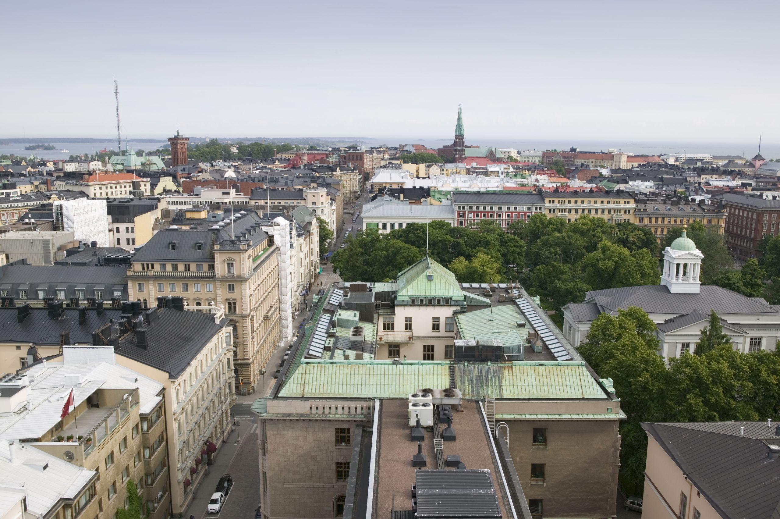 Cover for article 'DOBit-tapaaminen Helsingissä'
