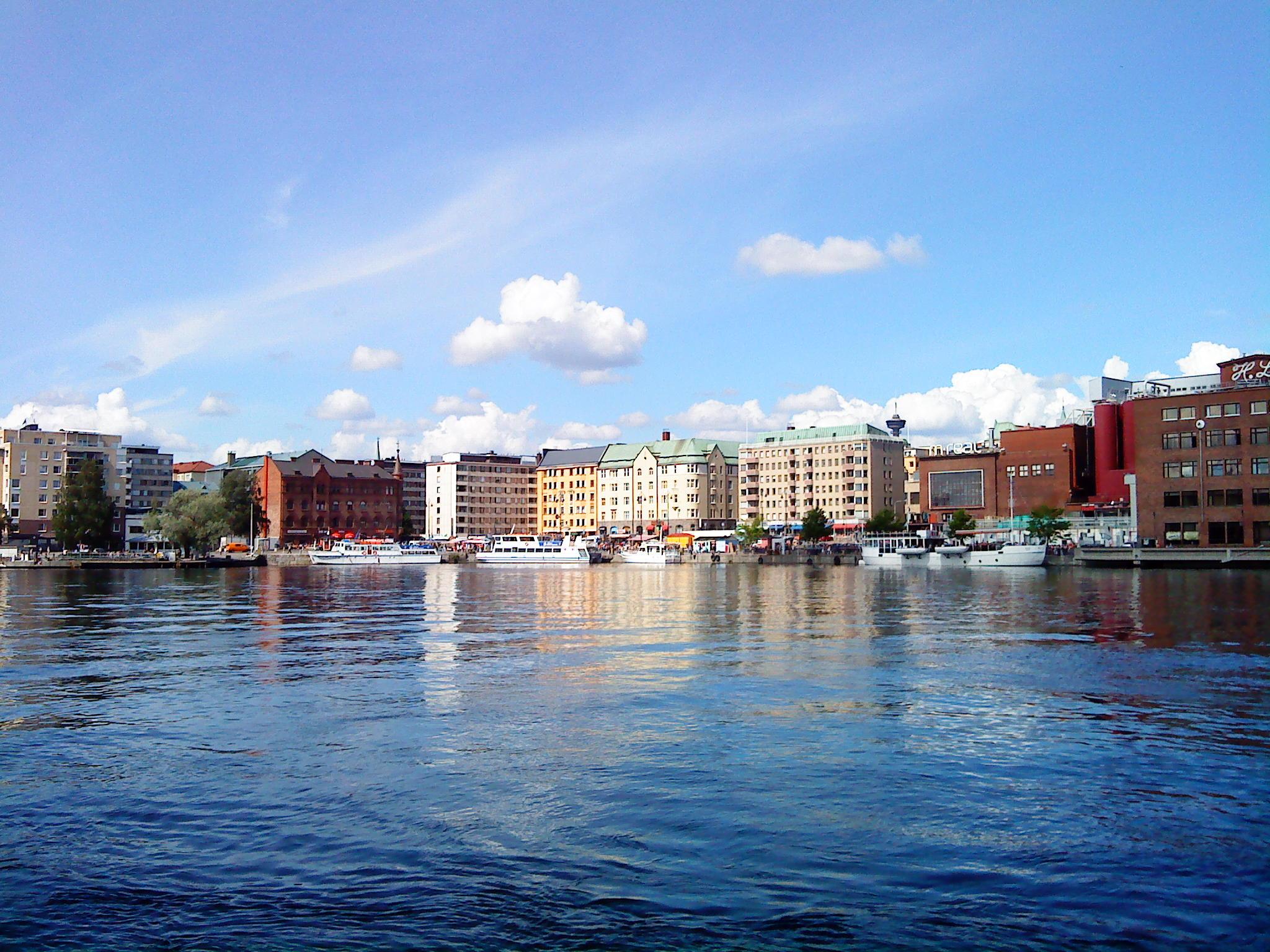 Cover for article 'Kohti avoimempaa ja osallistavampaa kehittämistä – Tampere avoimena innovaatioalustana'