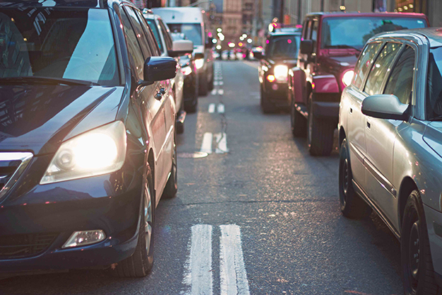 Cover for article 'LIIRAn tuloksia: liikenteen rajapintoja auki'