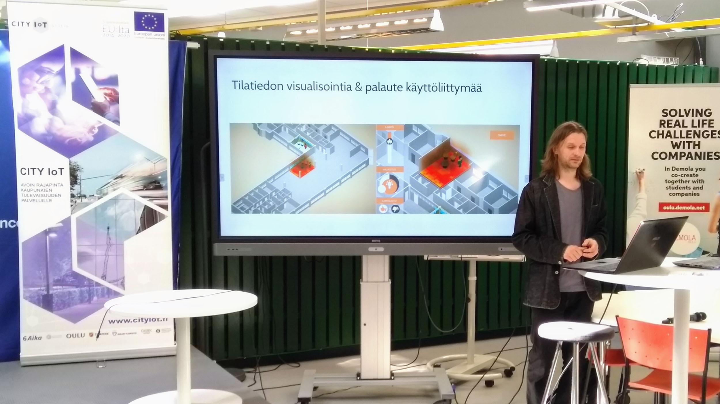 Cover for article 'CityIoTin Ideasprintti ratkesi: Playsign voittoon'