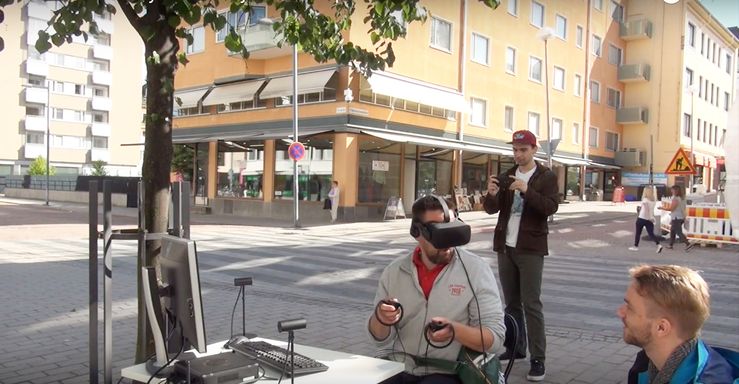 Cover for article 'Tuloksia: Avoin kaupunkimalli avoimena innovaatioalustana (AKAI)'
