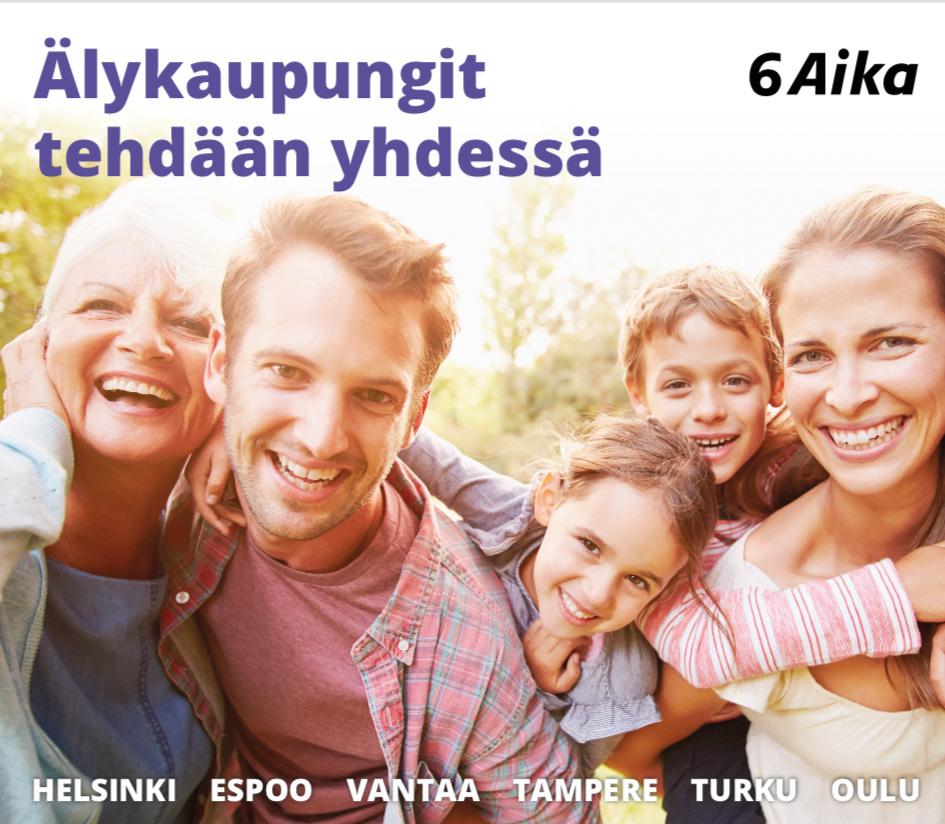 Cover for article 'Laaja 6Aika-kattaus Kuntamarkkinoilla Helsingissä'