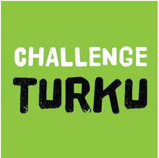 Cover for article 'Challenge Turku goes green'