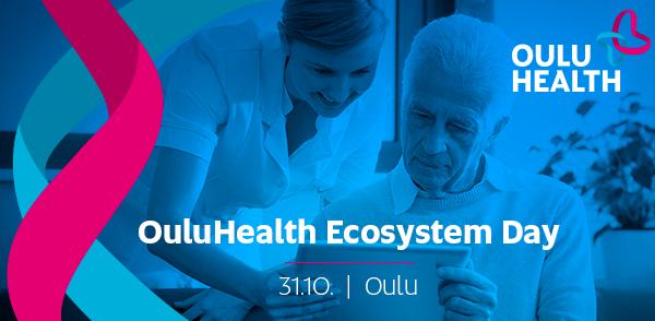 Cover for article 'Robotiikka ja teknologia kotona-asumisen sekä hoitotyön tukena -tilaisuus Oulussa'