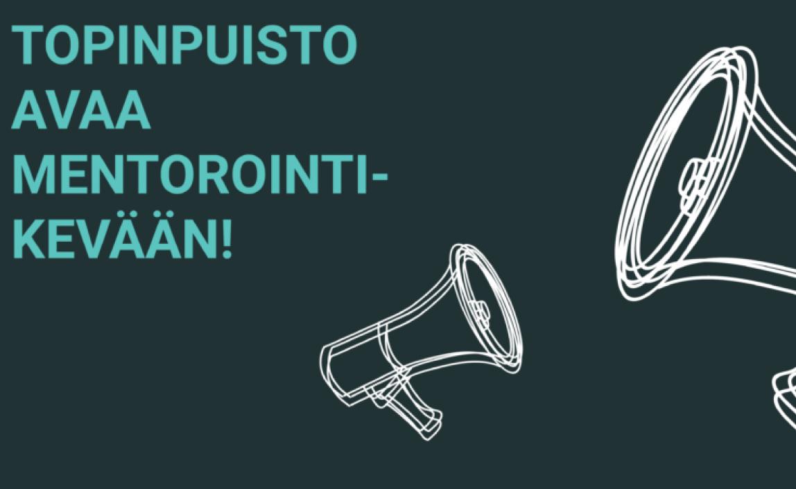 Cover for article 'Topinpuiston mentorointikevään kick-off ja ideatyöpaja Turussa'