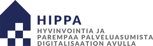Cover for article 'HIPPA – EDELLÄ goes sote – tekijöiden aamupala  Oamkissa'