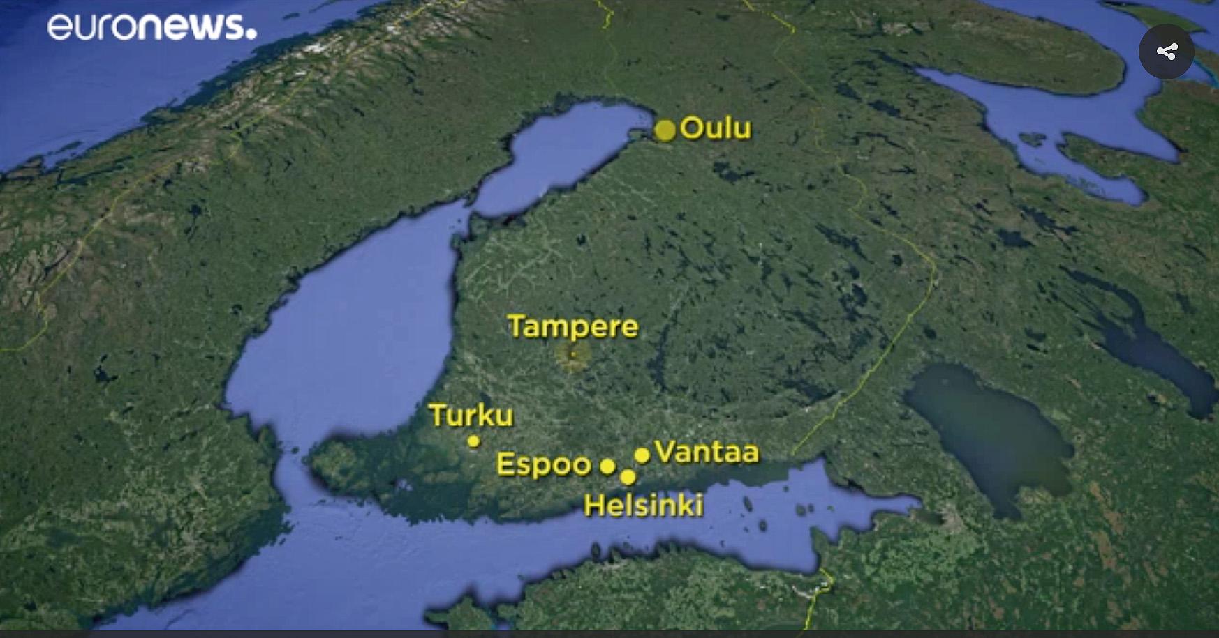 Cover for article '6Aika esillä kautta Euroopan – katso Euronews-haastattelut'