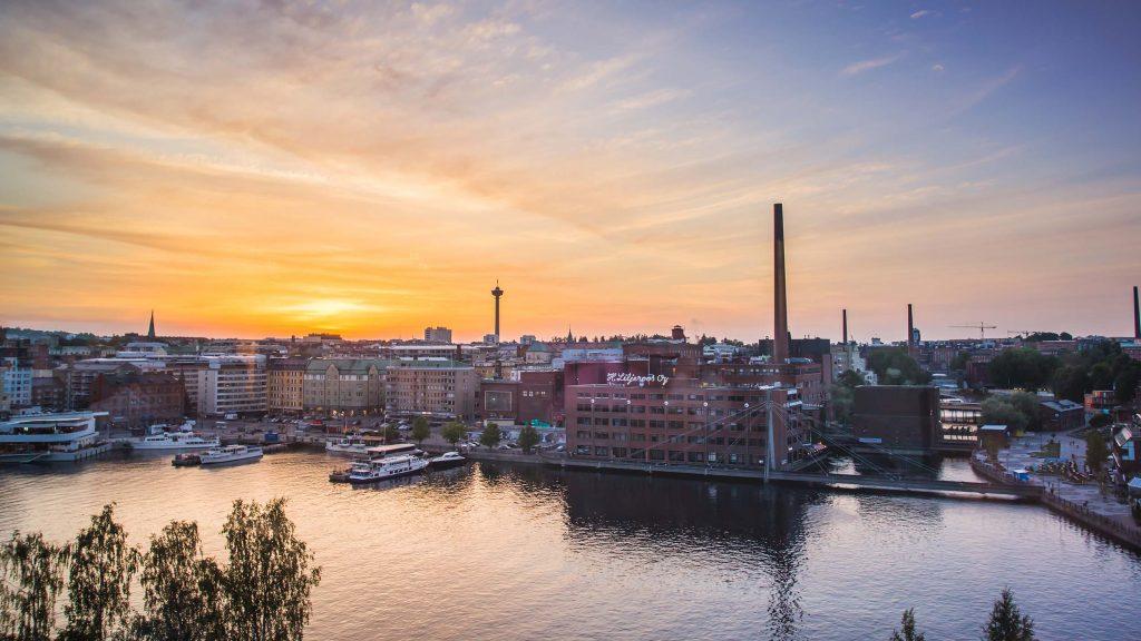 Cover for article 'Energiaviisaat kaupungit -Kiinteistöjen datan visualisointi -työpaja osa 2 Tampereella'