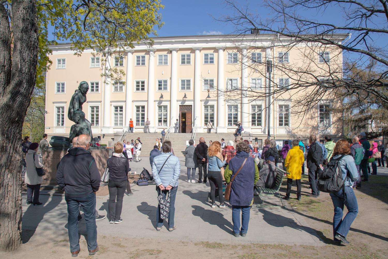Cover for article '6Aika-treffeillä Tampereella: kaupungin kehittäminen alustana vakiintuu'
