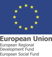 Europan Regional Development Fund and European Social Fund logo