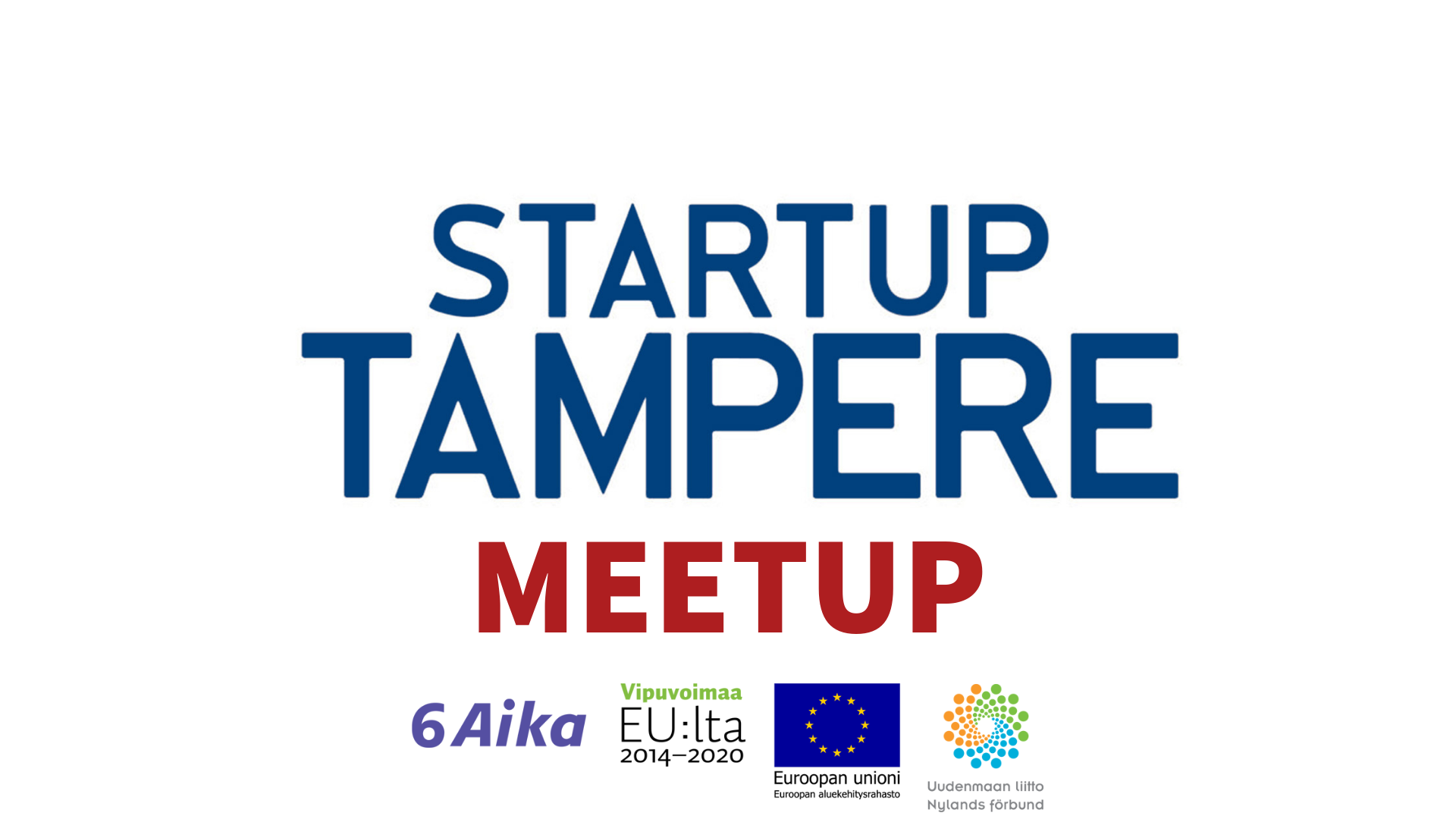 Cover for article 'Kasvun ekosysteemit – June Start up Meet up, Tampereella'