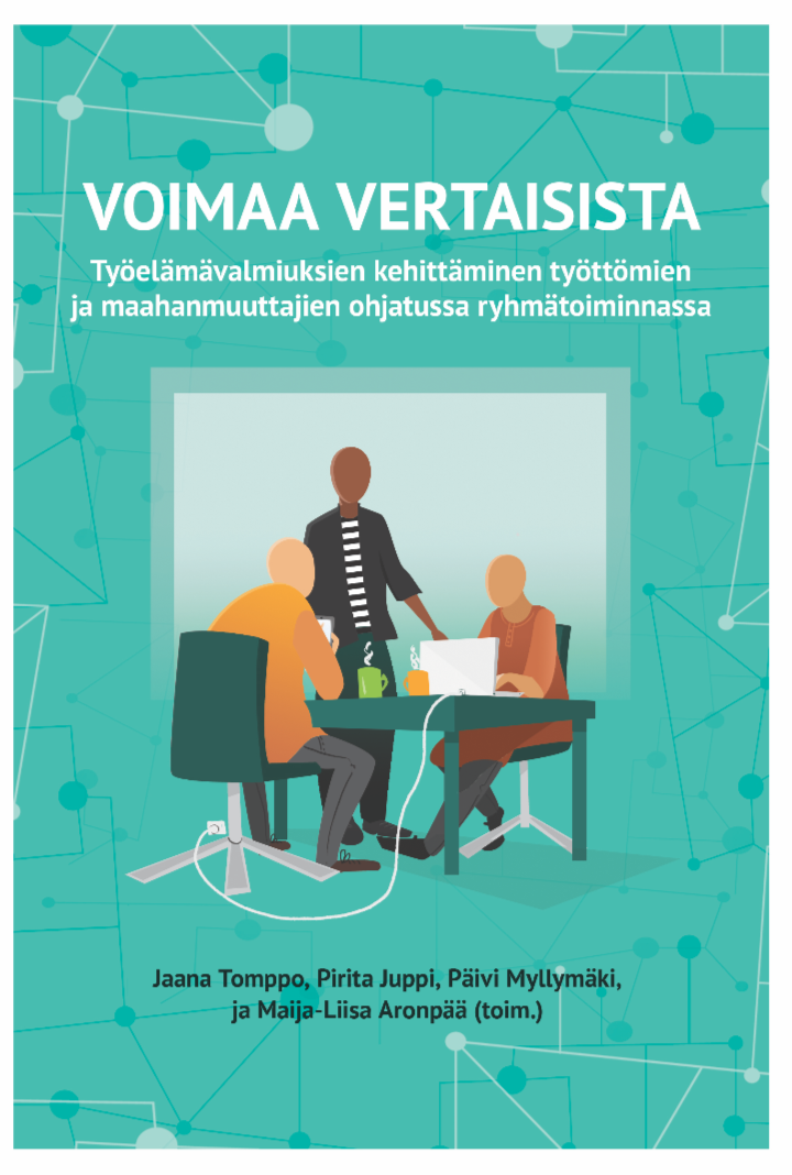 Cover for article 'Voimaa vertaisista'