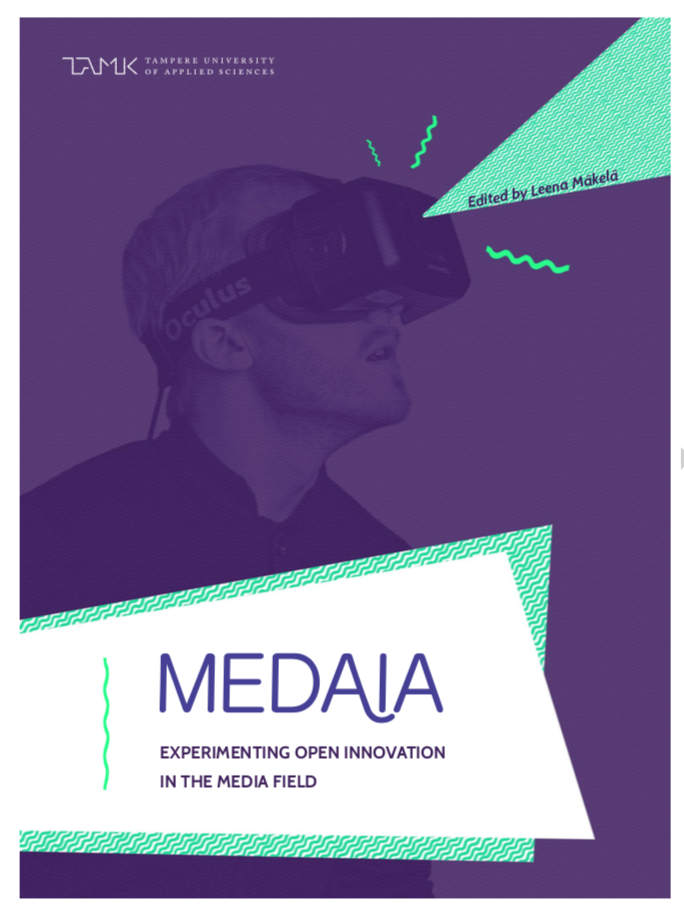 Cover for article 'MEDAIA – Experimenting Open Innovation in the Media Field'