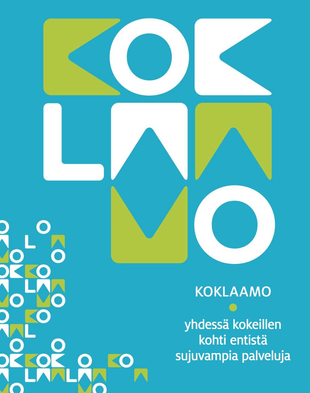 Cover for article 'Koklaamo – yhdessä kokeillen kohti entistä sujuvampia palveluja'