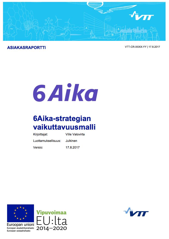Cover for article 'Vaikuttavuusmalli'