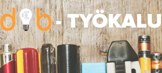 Cover for article 'Datasta oivalluksia ja bisnestä -työkalupakki'