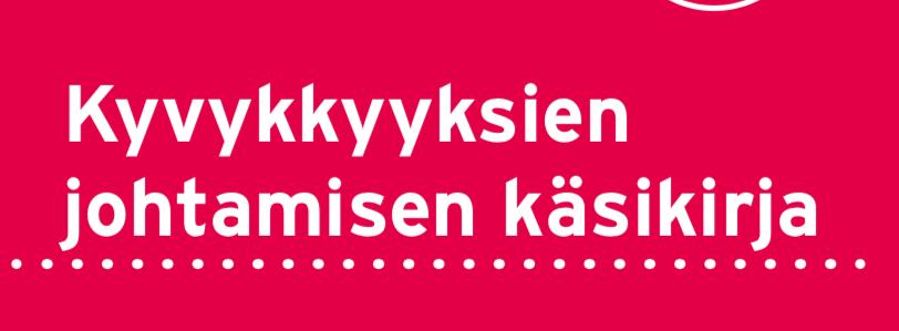 Cover for article 'Kyvykkyyksien johtamisen käsikirja'