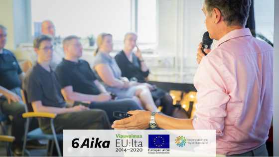 Cover for article 'Kasvun ekosysteemit – STARTUP Fundraising workshop Tampere'