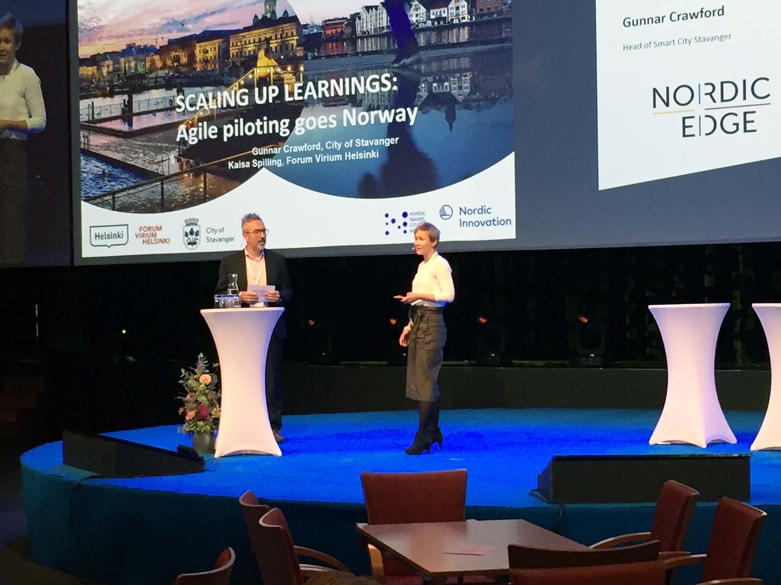Cover for article 'Nopeat kokeilut vakiintumassa kaupunkikehittämisen menetelmäksi – otetaan nyt käyttöön myös Norjassa'