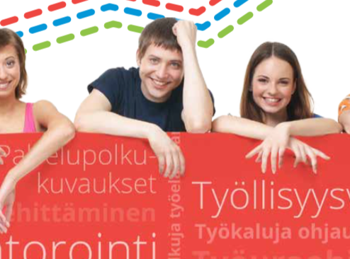 Cover for article 'Duunipolkuja – tavoitteista totta'