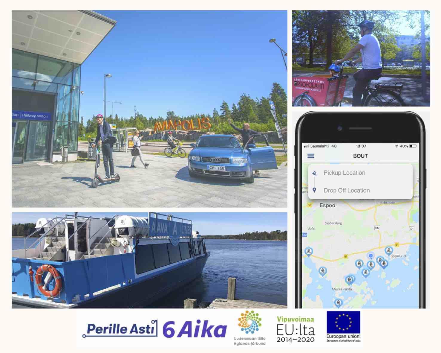 Cover for article 'Perille asti – päätöstilaisuus Vantaalla'