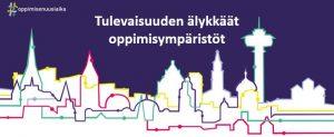 Cover for article 'Tulevaisuuden älykkäät oppimisympäristöt mukana ITK-konferenssi Hämeenlinnassa'