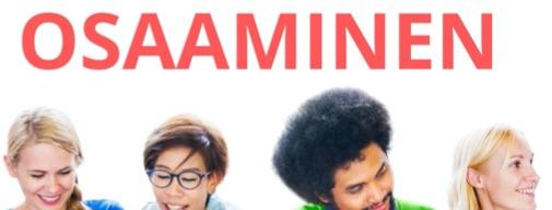 Cover for article 'Sinä osaat – tulevaisuuden työt ja osaaminen'