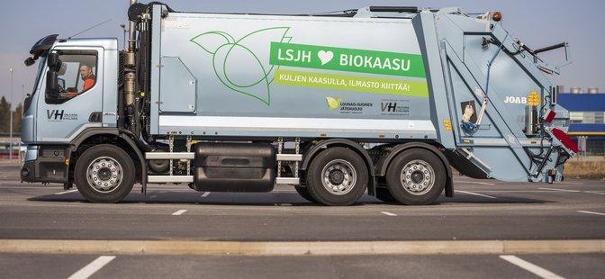 Cover for article 'CircVol – Webinaari biokaasun liikennekäytöstä ja biokaasun käytön mahdollisuuksista'