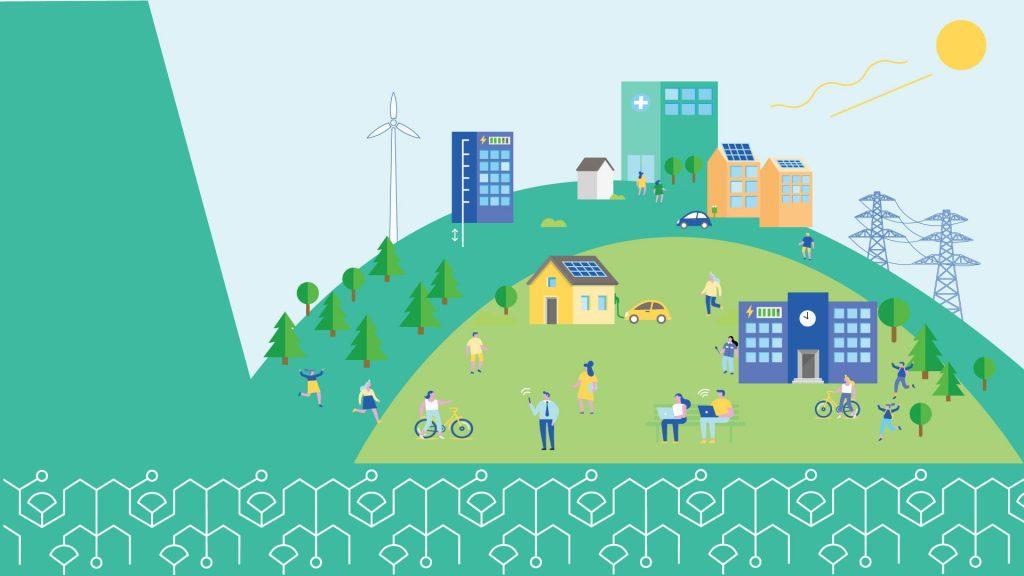Cover for article 'Energiaviisaat kaupungit – Miten energiatehokkuuteen kannattaa investoida?'