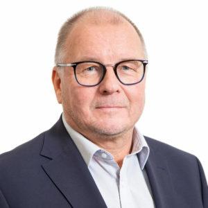 Kuva Business Tampereen ohjelmajohtaja Seppo Haatajasta