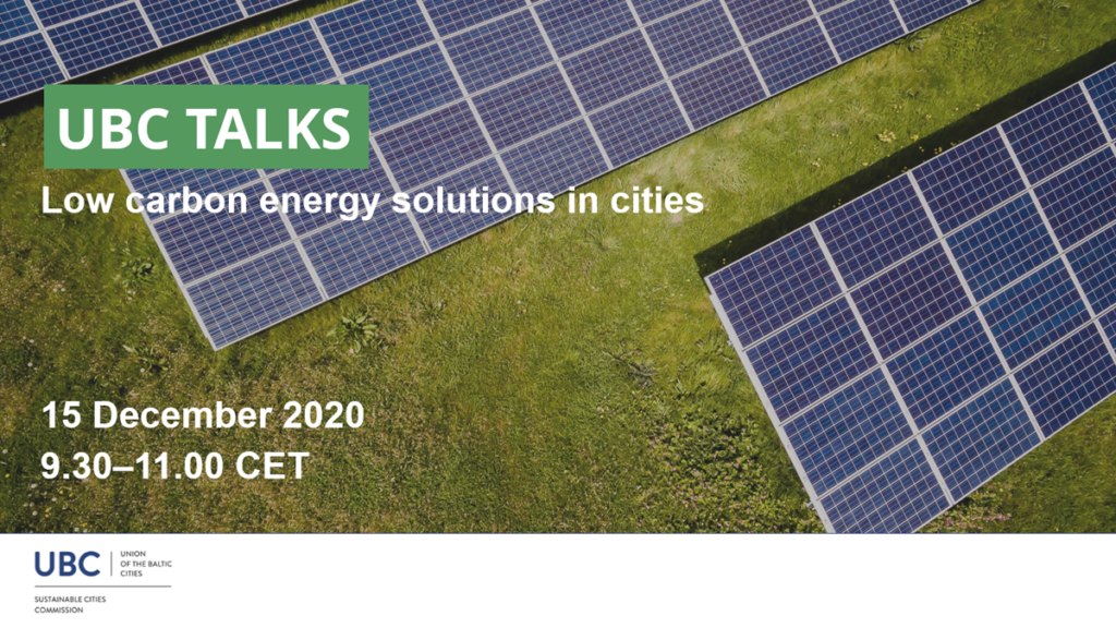 Cover for article 'Energy Wise Cities – UBC TALKS about low carbon energy solutions in cities'