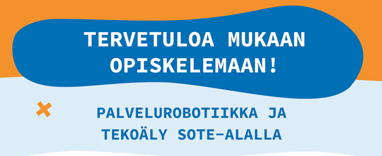 Cover for article 'Roboboost – Palvelurobotiikka ja tekoäly sote-alalla'