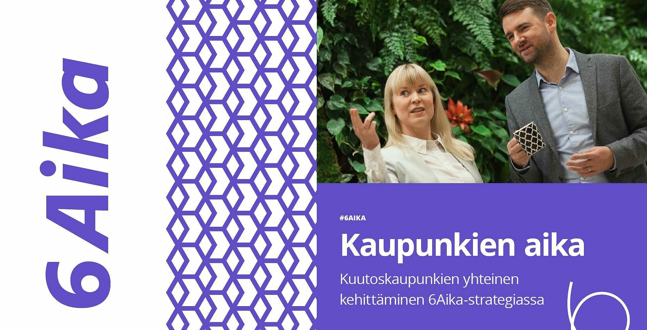 Cover for article '6Aika-strategian tulokset yksissä kansissa – lue täältä'