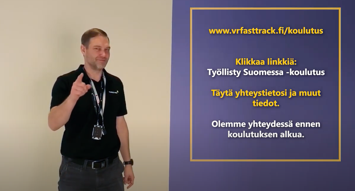 Cover for article 'VR Fast Track – Työllisty Suomessa -koulutus'