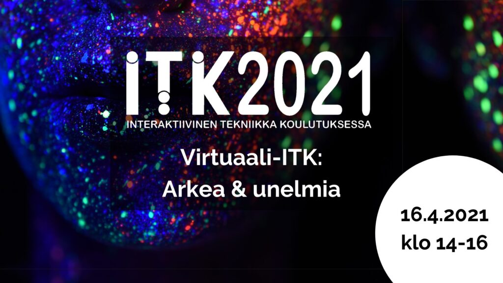Cover for article 'Roboreel & Roboboost – Virtuaalitodellisuus ja muut teknologiset innovaatiot huomisen koulutuksen tukena'