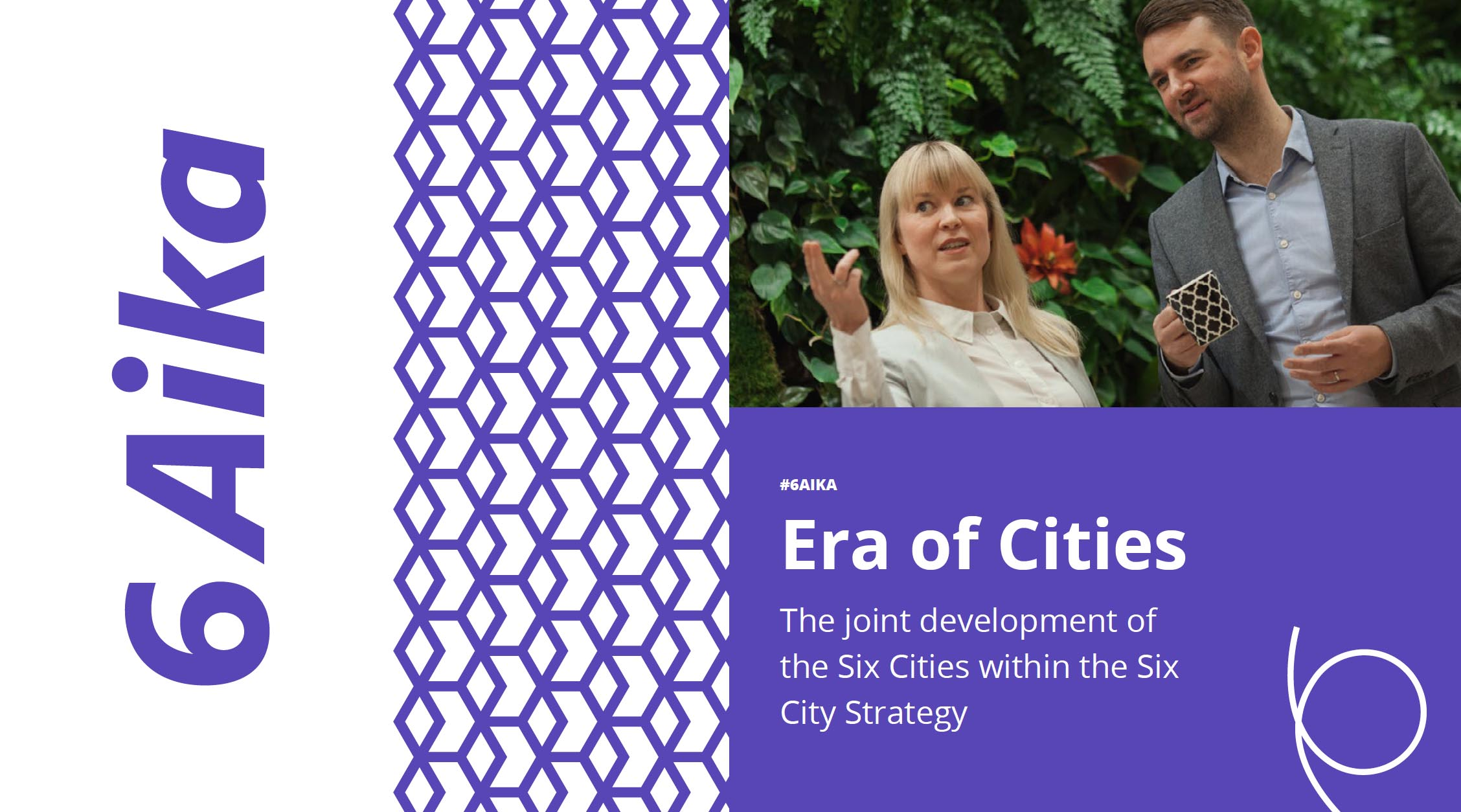 Cover for article 'Out now: Era of Cities publication'