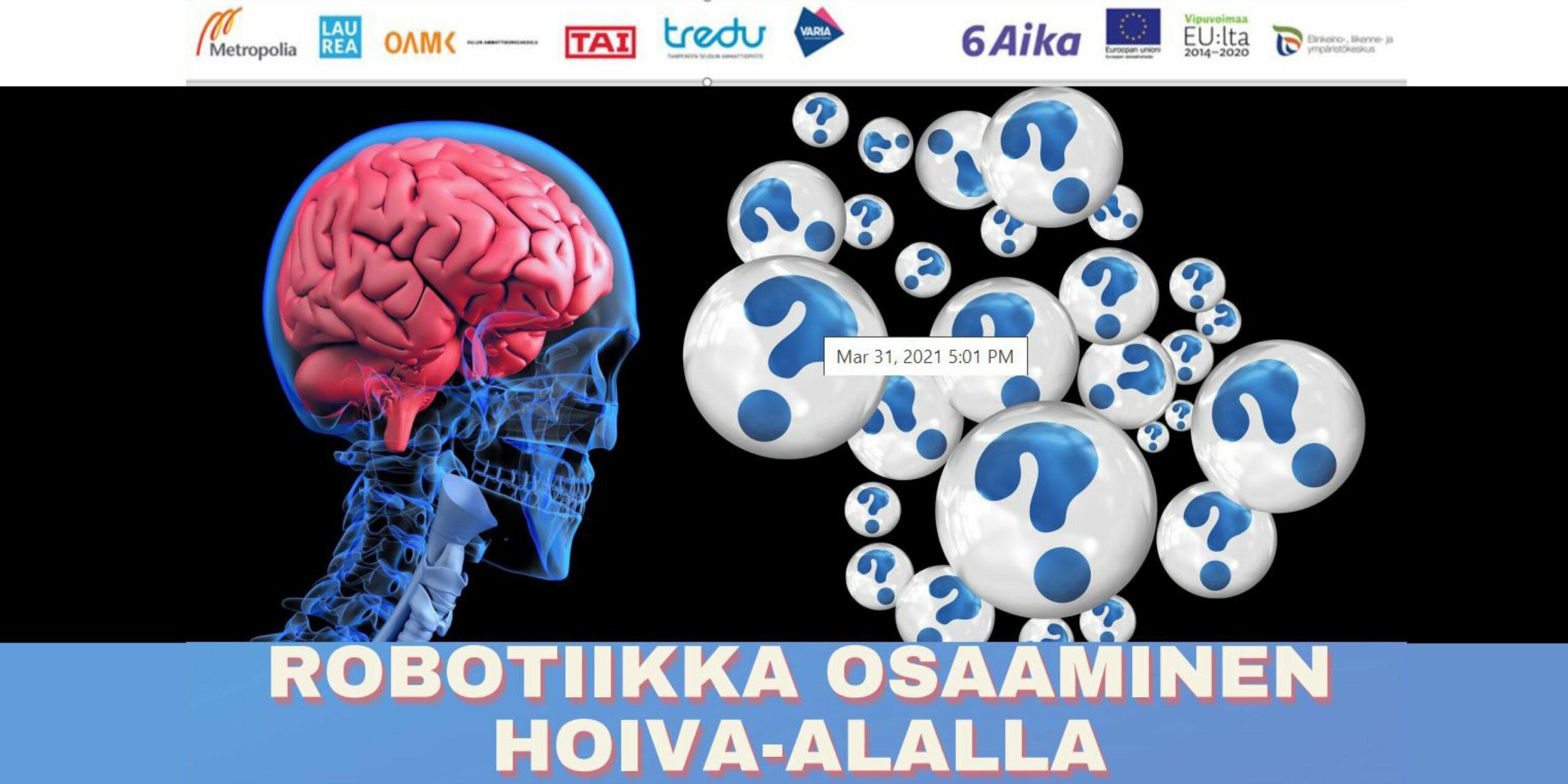 Cover for article 'Roboboost – Robotiikkaosaaminen hoiva-alalla'
